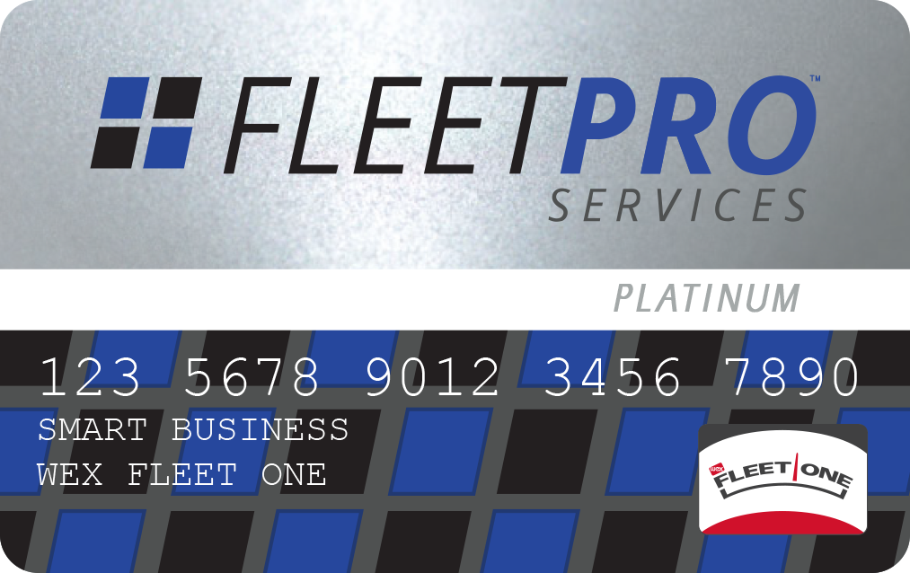 Fleet One Fuel Discounts | FleetPro Services